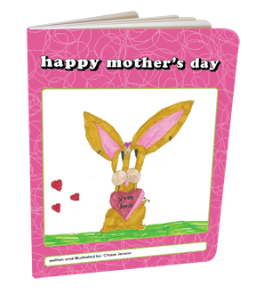 Make A Book for Mothers Day