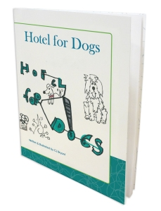 Hotel for Dogs by a kid author