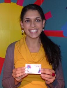 Deepa's minicards